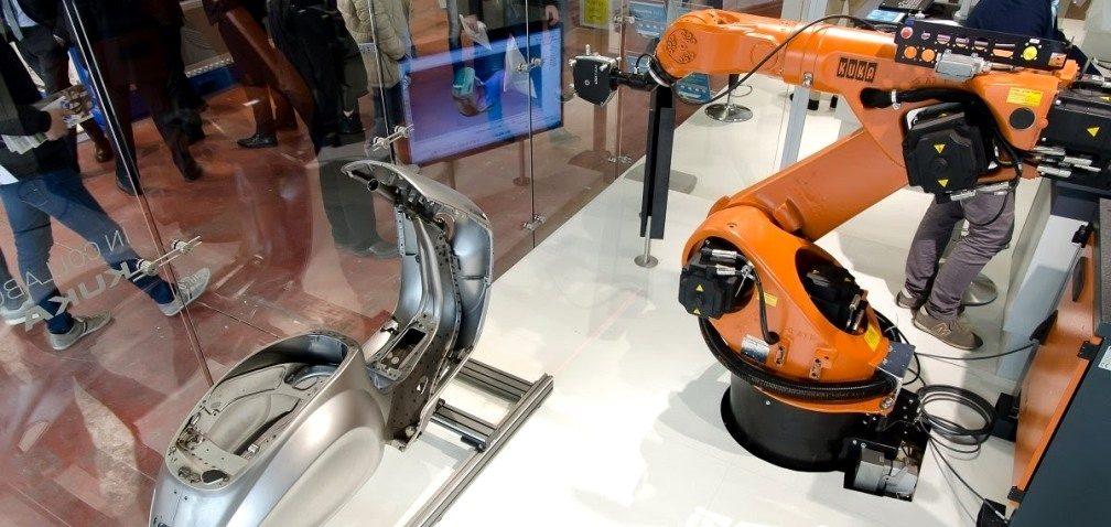 robotica software gestionale